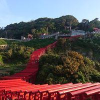 令和初たび1/2(山口 元乃隅神社〜角島大橋)