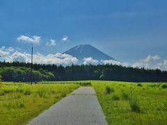 富士山一周400Kmの旅 マイカー富士登山7月9日まで 目的は地図データのインストール