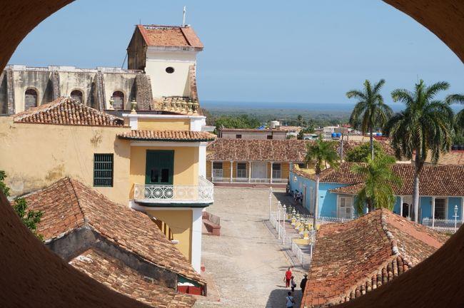 旅物語キューバ・ハイライト(4)・・・・石畳の美しい古都トリニダー