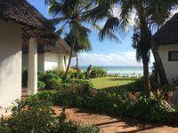 アフリカ ザンジバル ビーチリゾートの旅 2017 その2