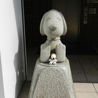 ファミリアのスヌーピー像は健在だった!◆JOECOOLの誕生日にスヌーピーな2日間@神戸《エピローグ》