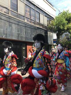 ホーランエンヤ還御祭~島根・鳥取の旅