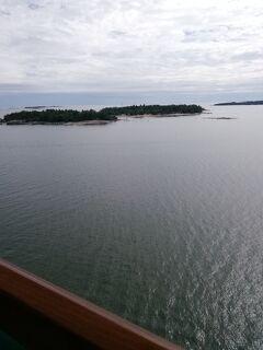 エストニアのタリン。リーガルプリンセスバルト海クルーズツアー八日目