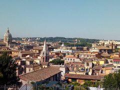 ヨーロッパ イタリア ローマと田舎の旅 2017 その1
