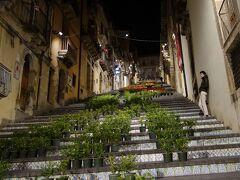 陶器と階段の町カルタジローネ(2019年イタリア シチリア島の旅 10日間)