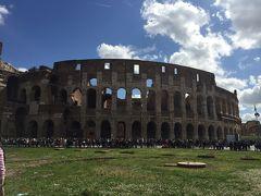 母と娘 初めてのドキドキヨーロッパ④古代ローマ遺跡観光編