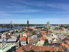 海外一人旅第3弾はラトビア&エストニア☆足かけ3年のバルト三国旅完結編(3)美しいパノラマとユーゲントシュティール建築群