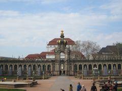 早春・ドイツ周遊旅行(7)ドレスデン
