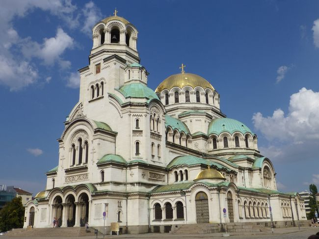 2018 東欧3か国の旅 10 世界遺産ボヤナ教会とソフィア散策