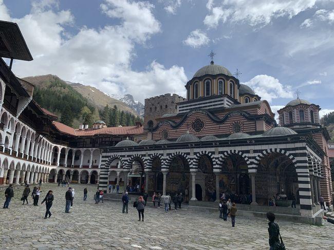 2019GW ブルガリア・ルーマニア その6 日帰りツアーでリラの僧院へ