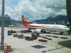 香港航空 HX610 香港~成田搭乗記
