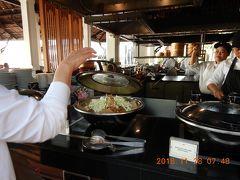amazing THAILAND! (22)アナンタラリバーサイドホテルの朝食バイキング・・・