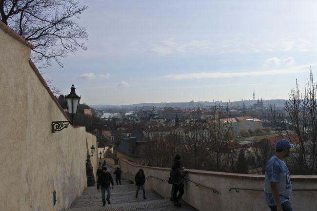 プラハで自由に動けるのはほぼ丸2日だったので実質この日が最終日となった。