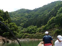 新緑の嵐山を満喫(前編:トロッコ列車と保津川下り)