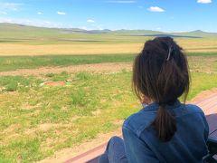 モンゴルの草原のゲルで癒されよう~よ旅 2ゲル満喫中