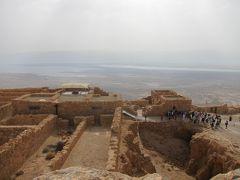 2019年GW イスラエル・ヨルダン周遊旅行⑦マサダ遺跡観光後、陸路国境越えからのペトラ