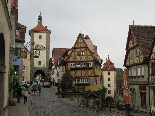 覚え書き ドイツ最高峰と中世浪漫漂う街並みを訪ねて④-2