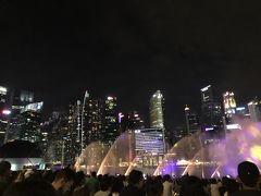 シンガポール 街歩きと食べ歩き