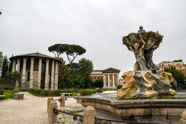 ローマ再訪~古代ローマ遺跡三昧の旅 【4】ローマ市内遺跡めぐり~1日で43個の遺跡を一筆書きで歩いて巡る【前編】 (2018/5/1)