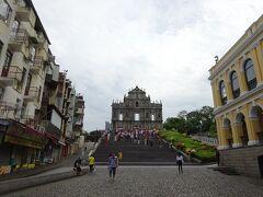 香港航空ビジネスクラスで行く マカオ・台北5泊6日のひとり旅 2日目