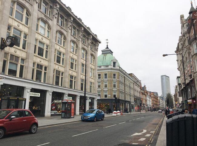 初ひとり旅 @ロンドン! ⑥雑貨屋さんめぐり&テムズ川へ(4日目 Part1)