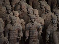中国西安 四川航空初便に乗る兵馬俑へ1泊3日の一人旅