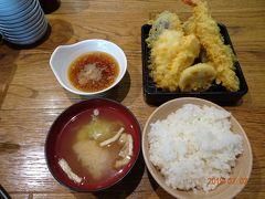 2019年7月/大宮市場(天ぷらと寿司) 美味しくて安いお店です(^・^)