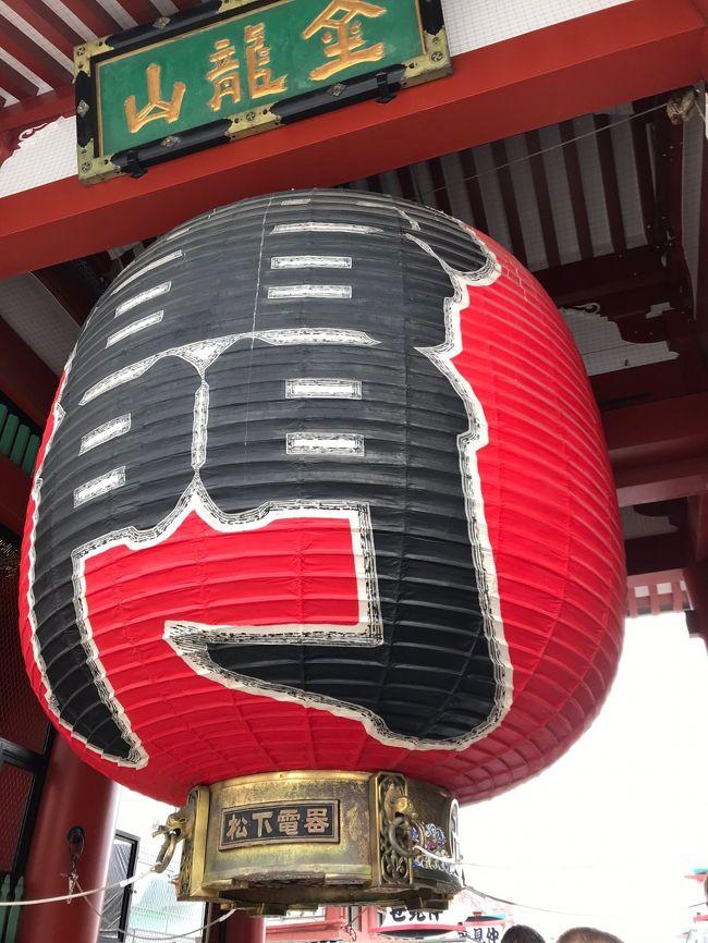 久しぶりに浅草に出かけたのでスカイツリーにも立ち寄り雑踏の中をぶらぶらしてきました。さらにまだ行ったことがなかった江戸東京博物館も見学し下町情緒を楽しんだ1日でした。