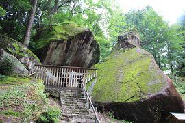 下呂温泉に泊まって周辺散策②飛騨街道金山宿筋骨めぐり、金山巨石群ほか2019年6月