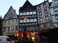 2017年ドイツ&ちょこっとオランダのクリスマスマーケット巡りの旅 【3】 朝のコッヘム散策