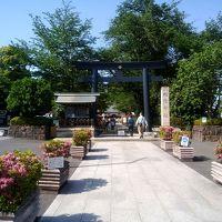 松陰神社訪問とフレンチ