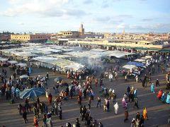 モロッコ8日間の旅(7) マラケシュ