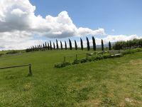 イタリア、チンクエテツレ観光5 ピエンツァからフィレンツェへ
