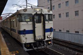 2019年夏九州北部鉄道旅行5(唐津線)