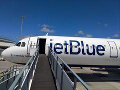 世界一周旅 - JetBlue ミント搭乗記