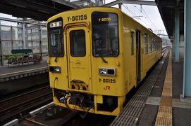 2019年夏九州北部鉄道旅行6(筑肥線非電化区間)