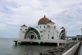 マレーシアドライブ旅行+シンガポール・ビンタン島&サンフランシスコ16日間 6日目 美しい水上モスク