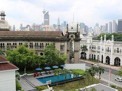 マレーシアドライブ旅行+シンガポール・ビンタン島&サンフランシスコ16日間 6日目・7日目 マジェスティックホテルでゆったり。