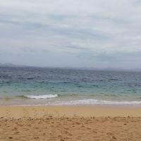 誕生日を沖縄で、雨に負けない旅