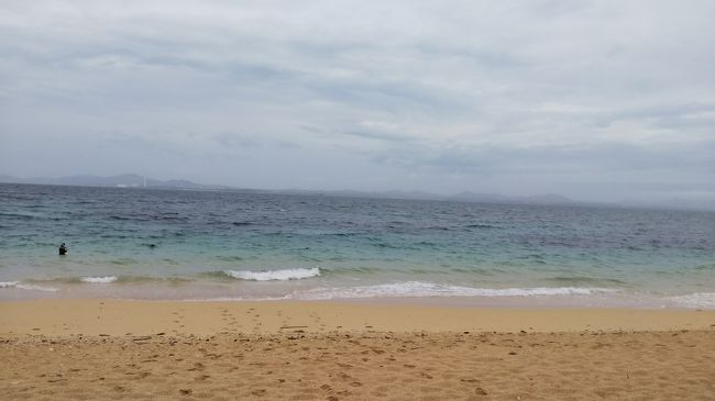ちぇぶ男の誕生日は七月です♪<br />今年の誕生日は、沖縄で迎えることとなりました!<br />梅雨明けしたはずなのに戻り梅雨となりましたが、海にもプールにも入れて、楽しい旅でした!<br />その記録です。