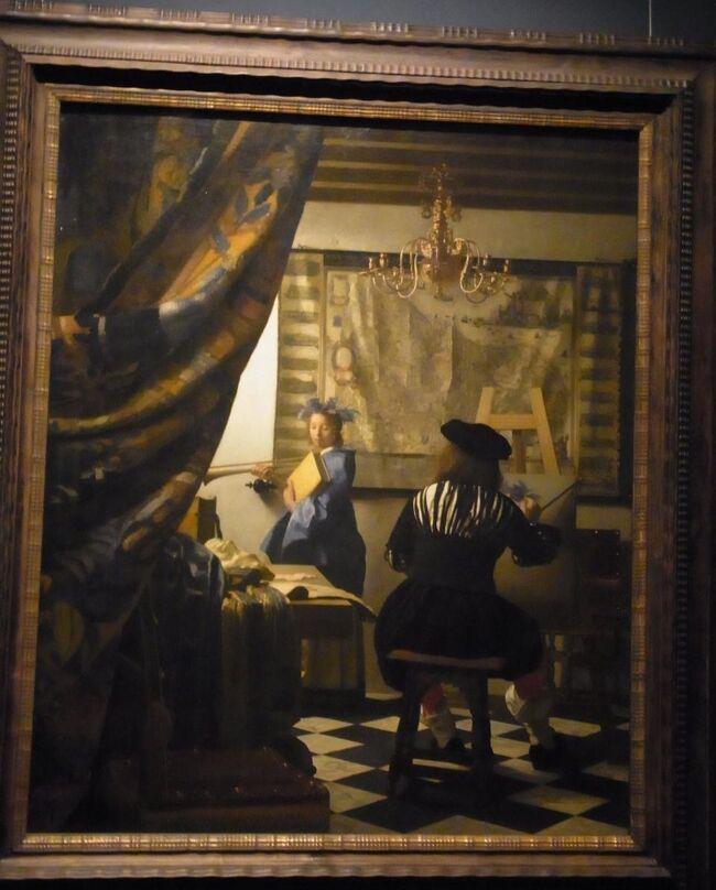 今回は美術館巡り(9)、でハプスブルグ家のウイーン美術史美術館の絵画芸術を堪能します。<br />ウィ―ン旅行で、ウイーン美術史美術館を訪問・鑑賞したのは、相当以前のことで2007年です<br />ウィ―ン美術史美術館単独の日本での企画展覧会の開催頻度は少ないが、「ハプスブルグ家の企画展」に、ウィ―ン美術史美術館から多くの作品が出展されるている。<br />これらの来日作品と、現地美術館に行かなければ観れない名作を併せて美術館巡りとして纏めた。<br /><br />1.来日したウイーン美術史美術館主体の企画展  約70点<br />#2019年「ハプスブルグ展600年にわたる帝国コレクション」(国立西洋)  ウィ―ン美術史美術館よりの主な20点を掲載<br />#2015年「ウィ―ン美術史美術館所蔵 風景画の誕生」(文化村)<br />#2009年「ハプスブルグ展 華麗なる王家と美の巨匠たち」(国立新美)<br />    ウィ―ン美術史美術館よりの主な24点を掲載<br />#2008年「ウィ―ン美術史美術館所蔵 静物画の秘密展」(国立新)<br />#2007年 ウイーン訪問時に、ウィ―ン美術史美術館を訪問・鑑賞した<br />#2004年「栄光のオランダ・フランドル絵画展」(都美術館)<br />#2002年  「ウイーン美術史美術館名品展」(東京芸大美術館)<br /><br />2.ウイーン美術史美術館の見逃せない主な作品 約130点を掲載<br />  ピーテル・ブリューゲル(13点)、ヴェラスケス(11点)、ヴァンダイク(8点)、カラヴァッジョ(4点))、クラナッハ(父)(8点)、ティツィアーノ(13点)デューラー(7点)、ルーベンス(15点)ら巨匠を始めとするウィ―ン美術史美術館所蔵の見逃せないベストセレクション作品情報を記載しています。<br /><br />新たな情報の追加、変更も行います。<br />旅行日は、最新のウィ―ン美術史美術館展を観に行った日にしています。<br />それでは、ウィーん美術史美術館の絵画をお楽しみください。<br />