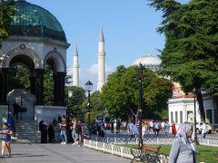 2019夏ドロミテ西側(8)経由地イスタンブールを無料観光、帰国