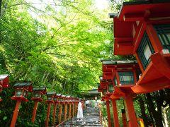 京都洛北 貴船神社を歩く