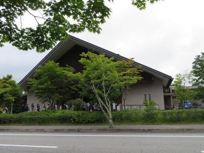 梅雨の軽井沢で5日間~1日目は移動、2日目は大賀ホールへ~