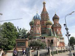 2019年5月 還暦夫婦ロシアへ行く 7日め モスクワ / クレムリン、赤の広場とトゥヴェルスカヤ通り