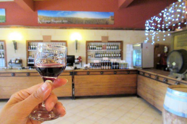 カッパドキアの観光2日目、遂に、ホテルの正面に見えていたローズバレーへ。<br /><br />さらに有名な3姉妹の岩にも。<br /><br />その後はワイナリー、そして陶器店へ行きました。