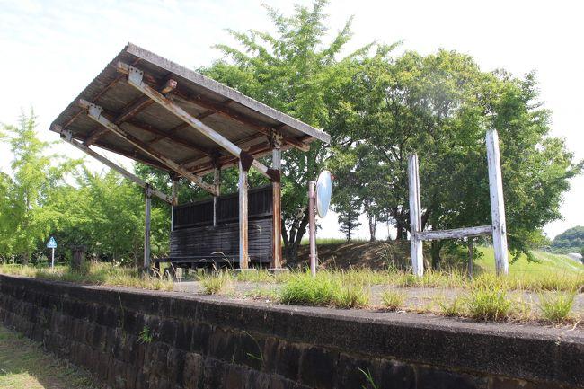 大牟田市から荒尾市にかけてはかつては三池炭鉱という大規模な炭鉱地帯でした。<br />現在では閉山してしまいましたが、明治日本を支えた地域として世界遺産に指定されています。<br />今回は大牟田駅前でレンタサイクルを借りて1周してきました。