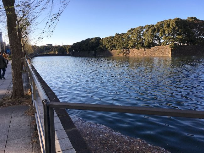 【東京近郊 水辺の街を歩く旅】(1) 銀座