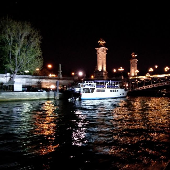 フランスの旅 2018 パリ、モンサンミッシェル、ベルサイユ、