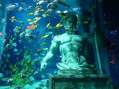 週末広東6★広州★外は暑いので水族館へ ~正佳極地海洋世界~